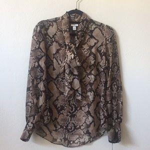 Altuzarra for Target blouse